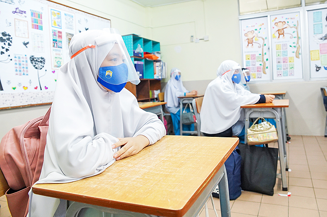 COVID-19 Brunei: Students happy to return to schools, says minister (2020)