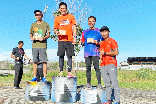 Tutong fun run a success (2020)
