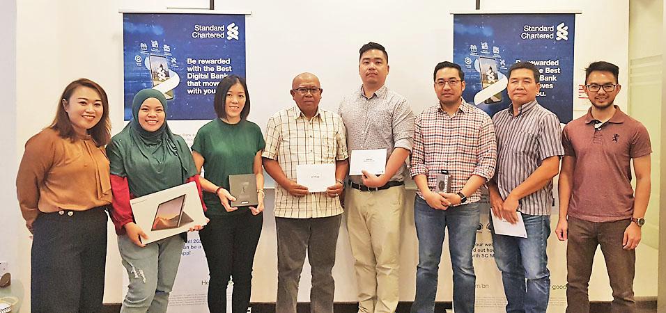 Seven awarded for going digital (2021)